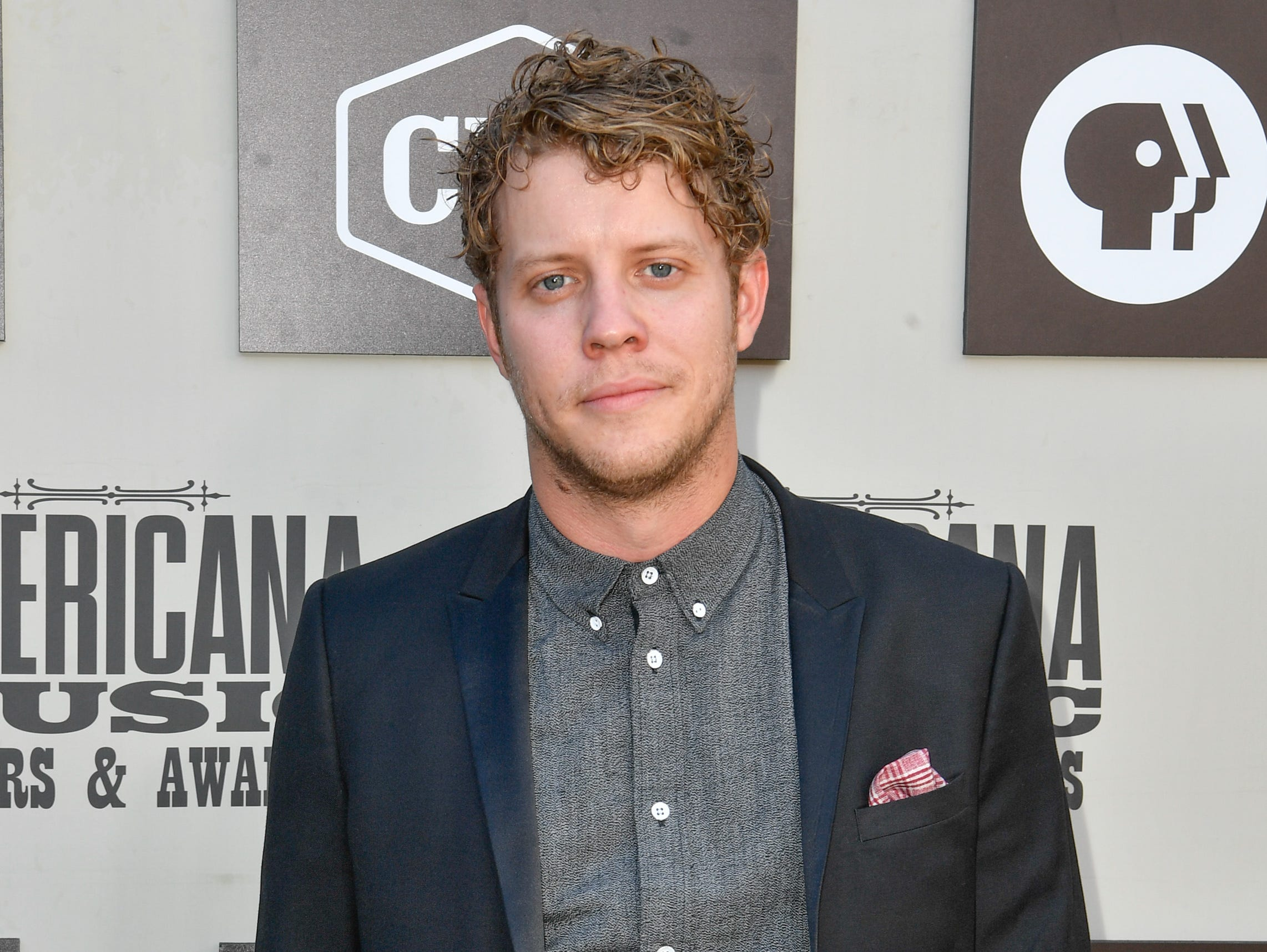 Anderson East poses on the red carpet before the 2018 Americana Honors and Awards show at the Ryman Auditorium in Nashville, Tenn., Wednesday, Sept. 12, 2018.