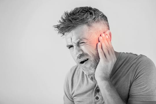 Sudden hearing loss can be a sign of another medical condition.