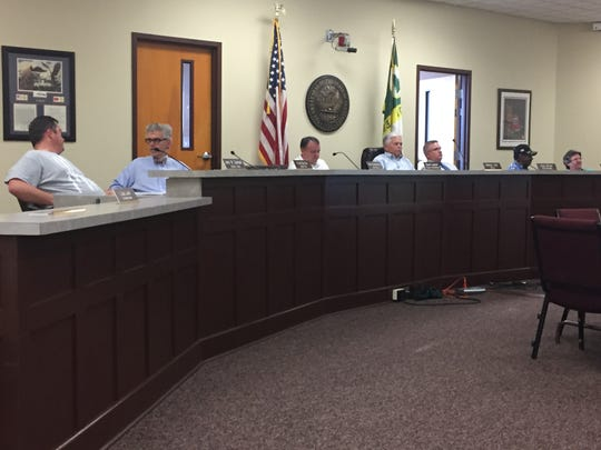 The Lebanon City Council met Wednesday and approved a settlement payment to its former chief of police who was fired in 2014.