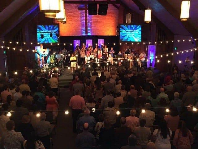Newark Church of the Nazarene turns 100