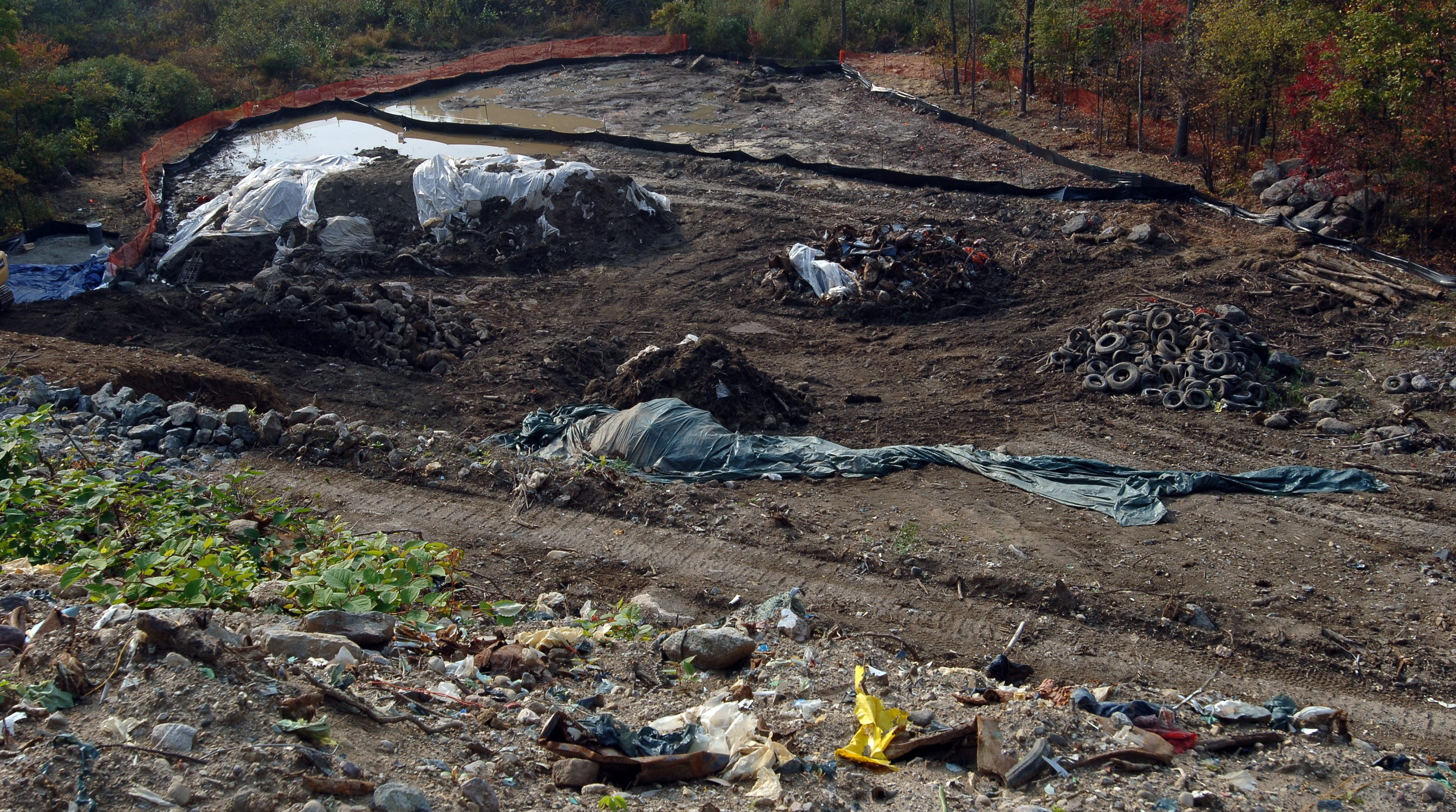 Ringwood awaits state's say on Ford Superfund soil cleanup after approving cap