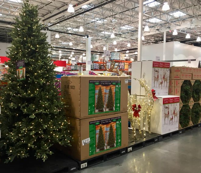 Local wholesale outlet has your tree waiting.