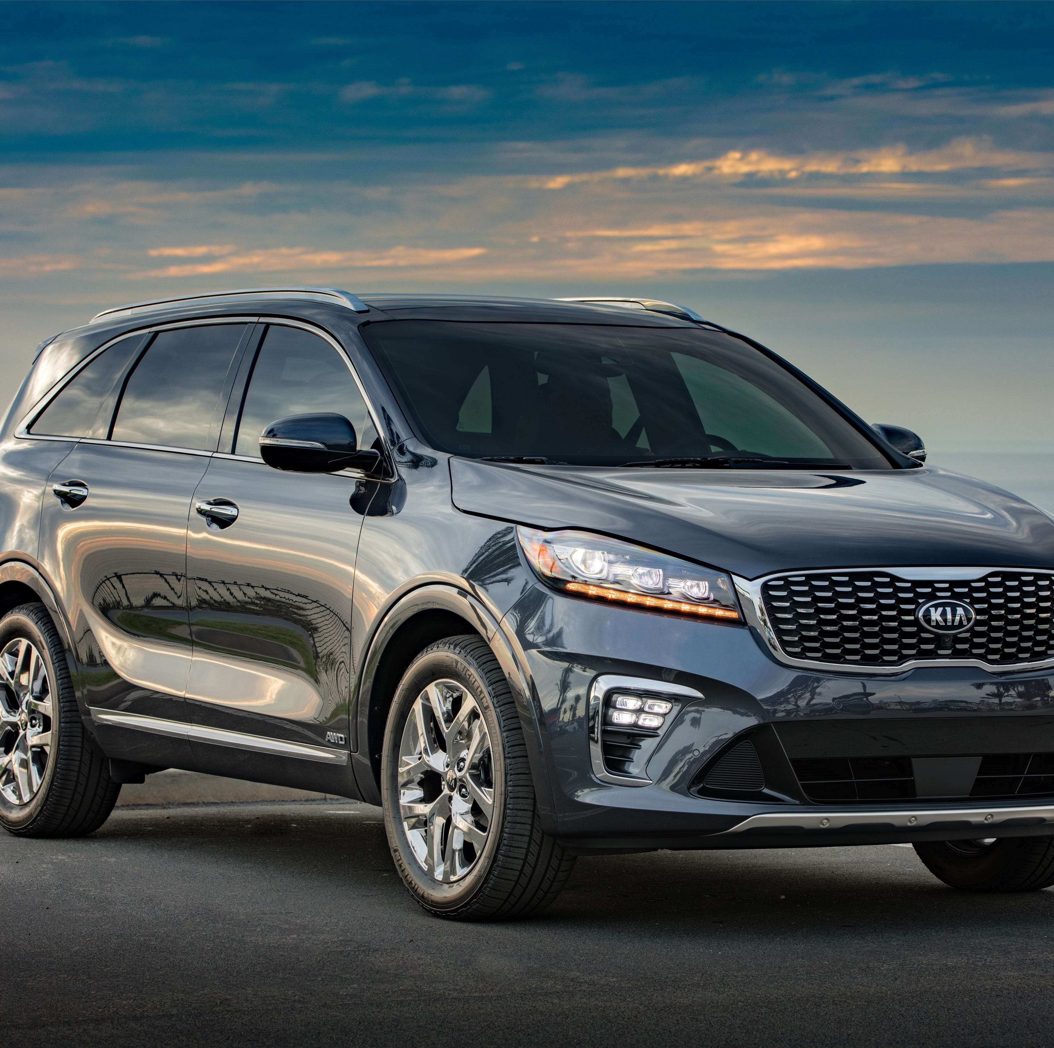 2019 Kia Sorento is comfortable and competent