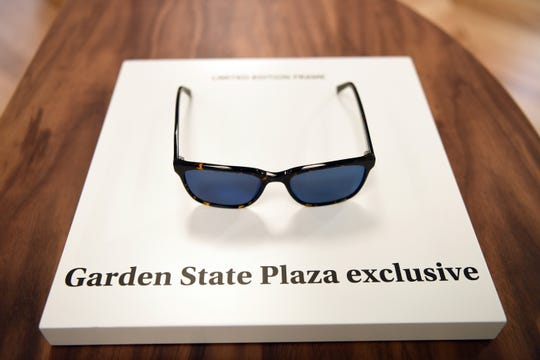 Warby Parker store at Garden State Plaza on Wednesday, September 12, 2018.