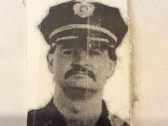 Alamogordo Department of Public Safety Patrol Commander Lt. Al Marchand, 44, was killed on Sept. 11, 2001. He was on United Airlines Flight 175 from Boston to Los Angeles when his plane struck one of the World Trade Center towers.