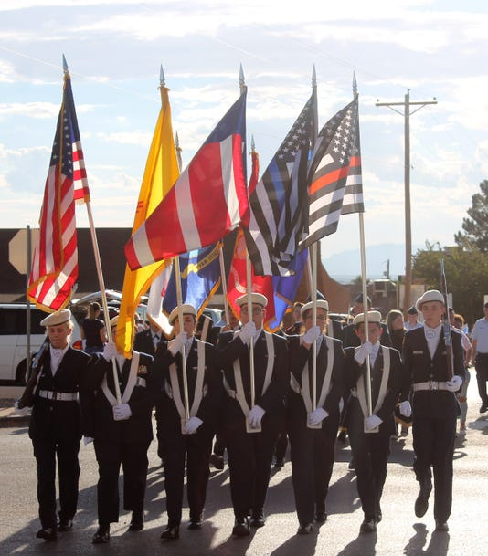 Alamogordo High School AFJROTC