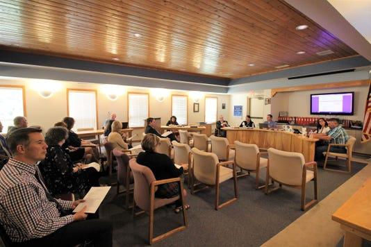 Ruidoso School Board Meeting Sept 11 2018
