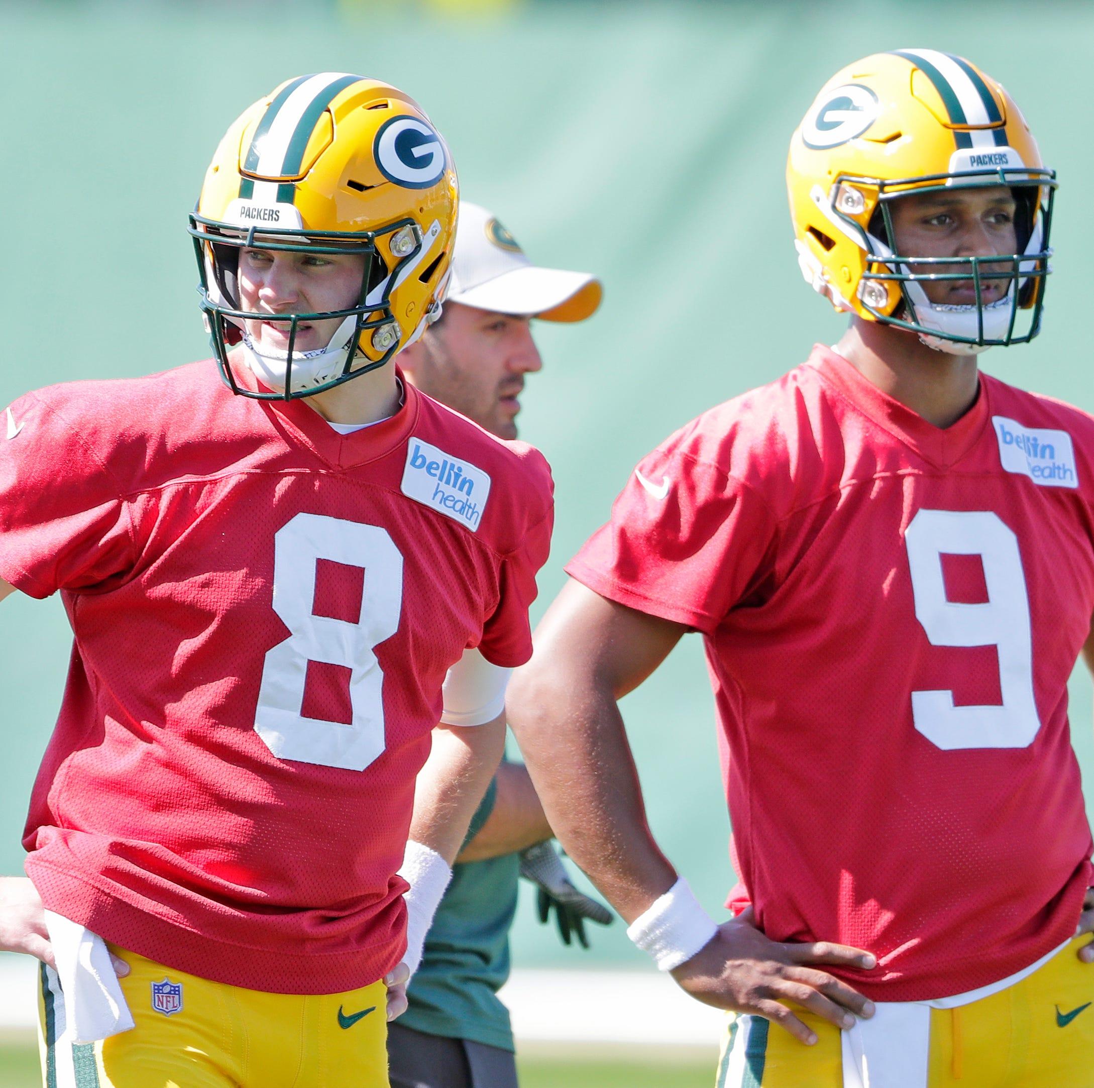Dougherty: Bet on Tim Boyle to beat out DeShone Kizer as Packers' backup quarterback