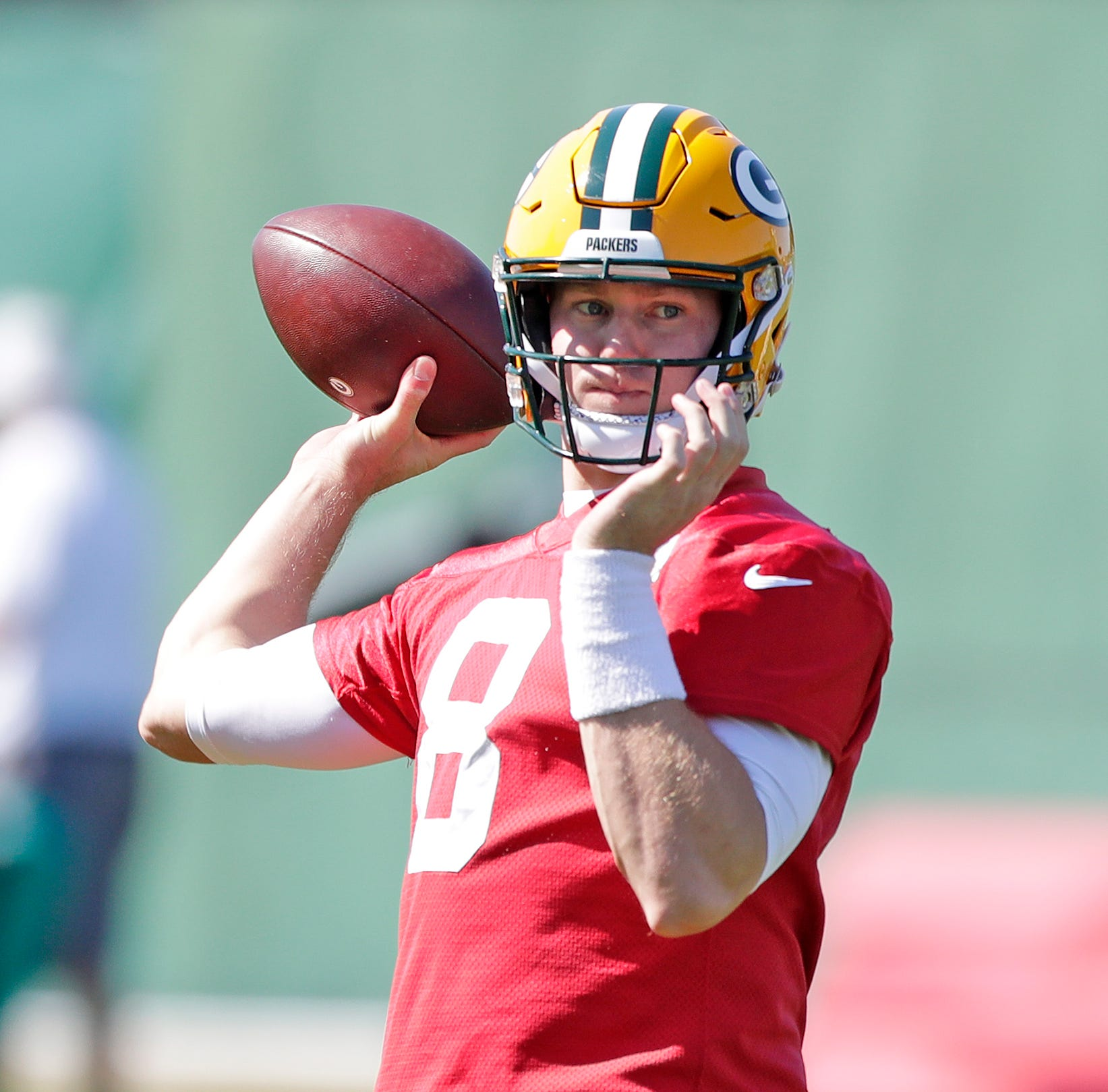 Green Bay Packers list QB Tim Boyle inactive vs. Washington as Aaron Rodgers improves