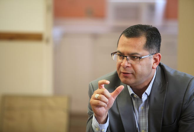 Riverside County Supervisor V. Manuel Perez said on Friday he would ask fellow supervisors to launch an investigation into the La Quinta library's decision to alter a school presentation about Mexican Independence Day last month.
