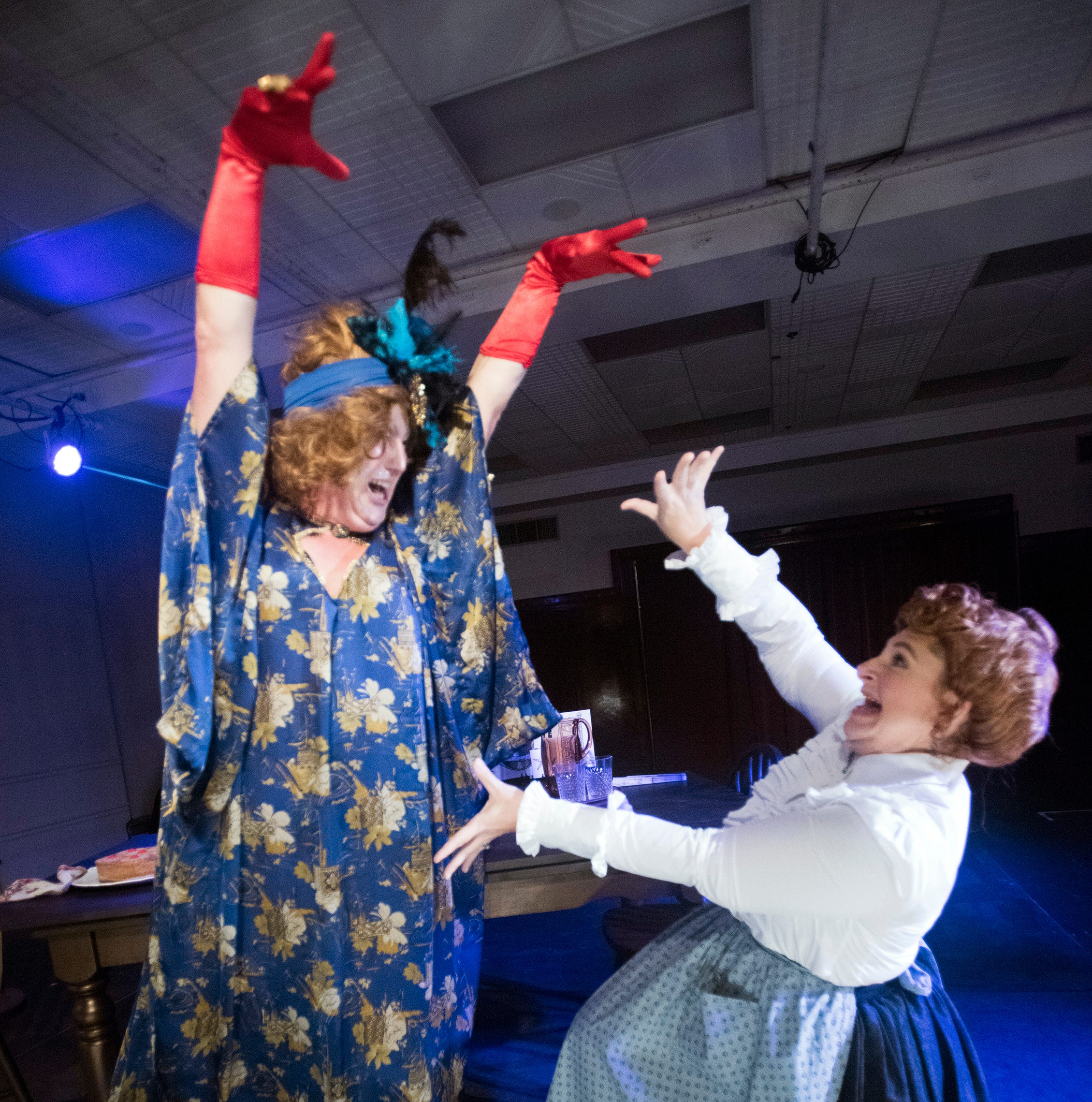 Pensacola Little Theatre stages rare Tennessee Williams play, then heads north to festival