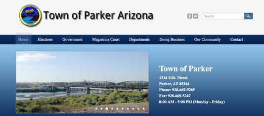 Town of Parker screenshot