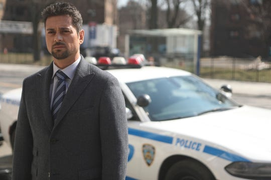 "J.R. Ramirez plays Jared Vasquez in ""Manifest."""
