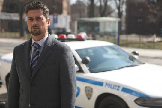 """J.R. Ramirez plays Jared Vasquez in """"Manifest."""""""