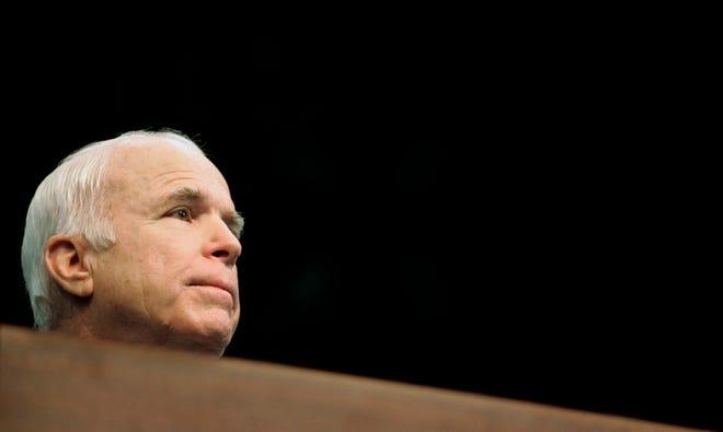 Sen. John McCain  (AP Photo/Jeff Chiu)
