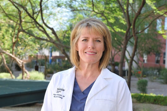 Virginia Prendergast is the director of Advanced Practice Nursing and Evidence-based Research at Barrow Neurological Institute in Phoenix.