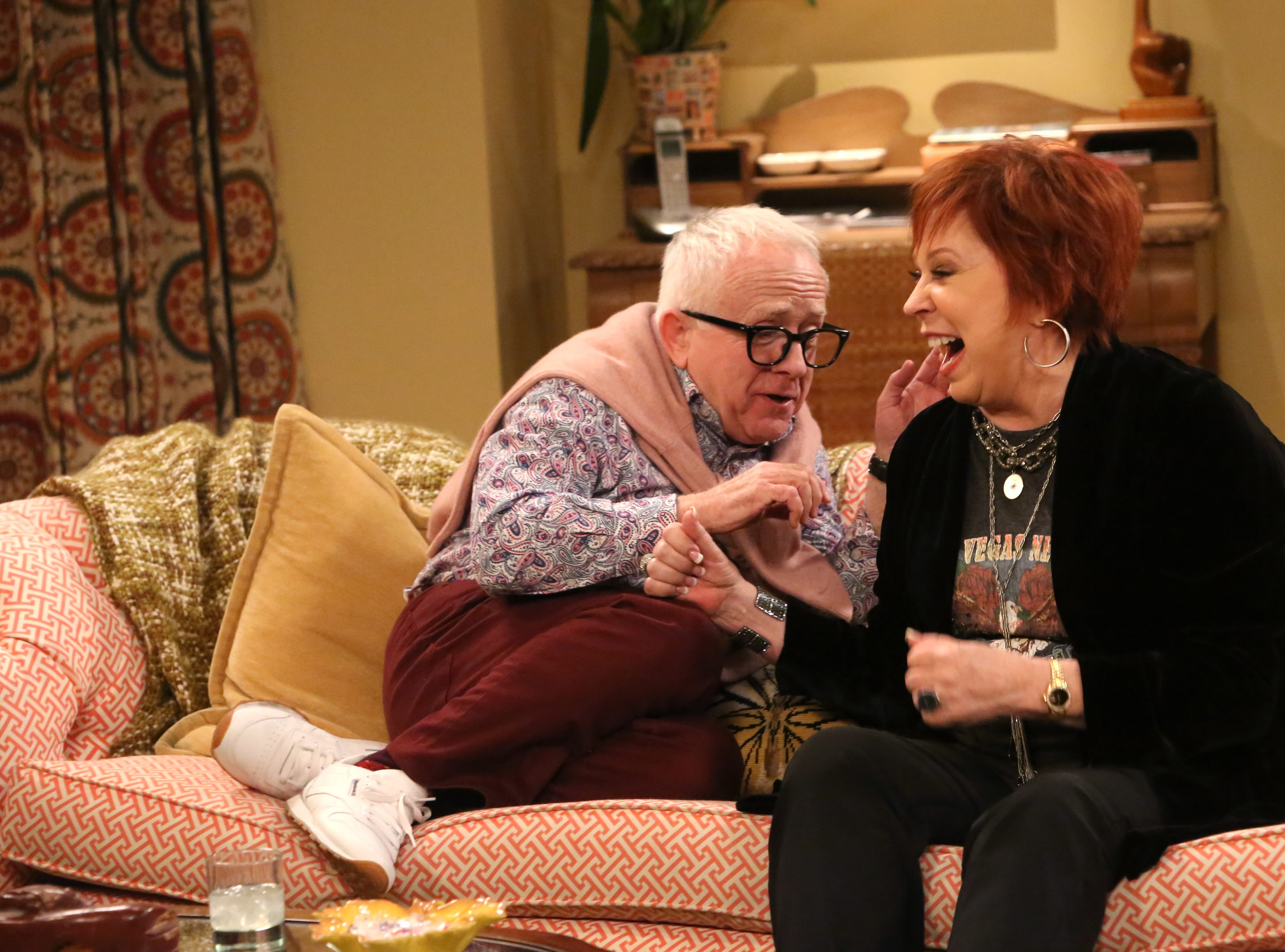 """The Cool Kids"" features Leslie Jordan and Vicki Lawrence."