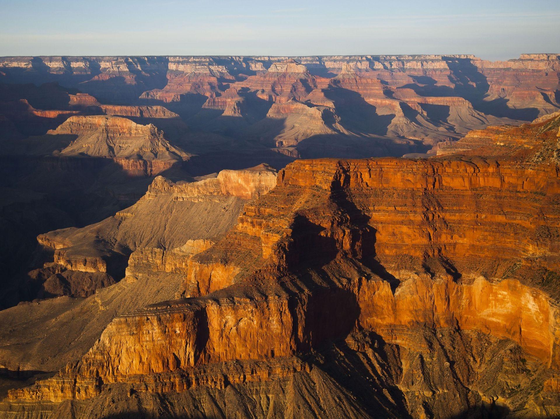 North Kaibab Trail, Grand Canyon.