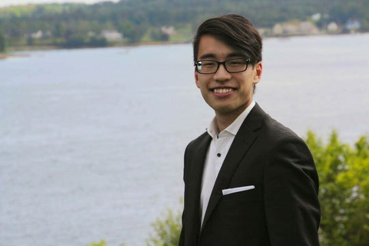 Pianist Jonathan Mak, a student at the Cleveland Institute of Music, will join violinist Jimmy Thompson for a concert to kick off the Musical Arts Series new season.