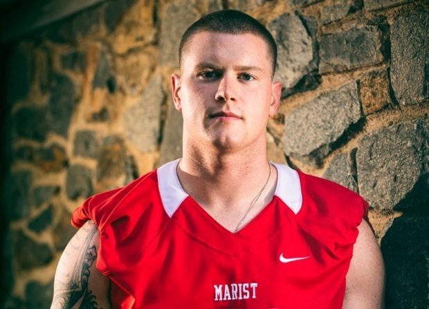 A sports-medicine expert at Marist College made sure Dan Rice recovered from two injuries and discovered an entirely new passion.