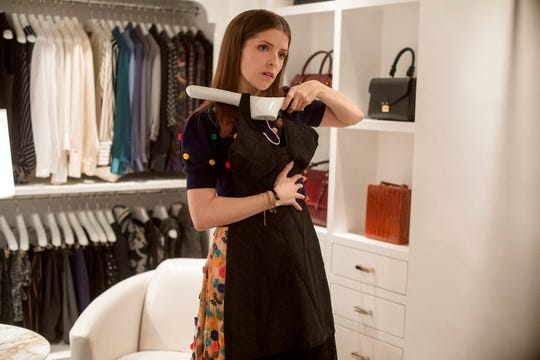 "Anna Kendrick stars in ""A Simple Favor."" The movie is playing at Frank Theatres Queensgate Stadium 13 and R/C Hanover Movies."