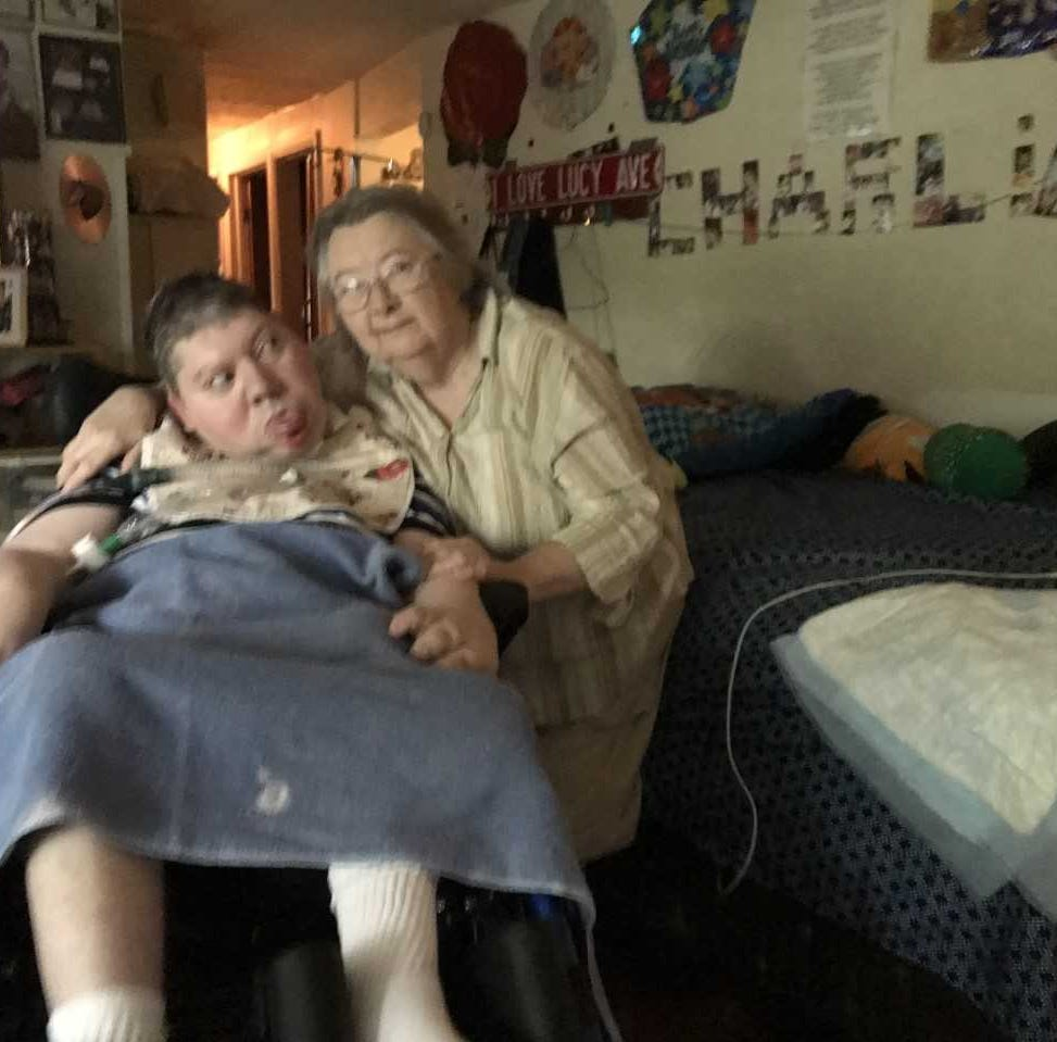 York-area mom cared for adopted son with cerebral palsy for 46 years. Now she needs help.
