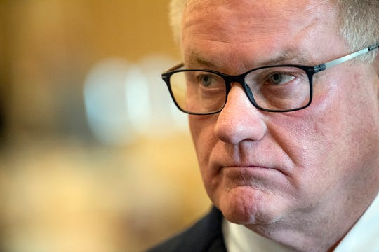 Former state Sen. Scott Wagner