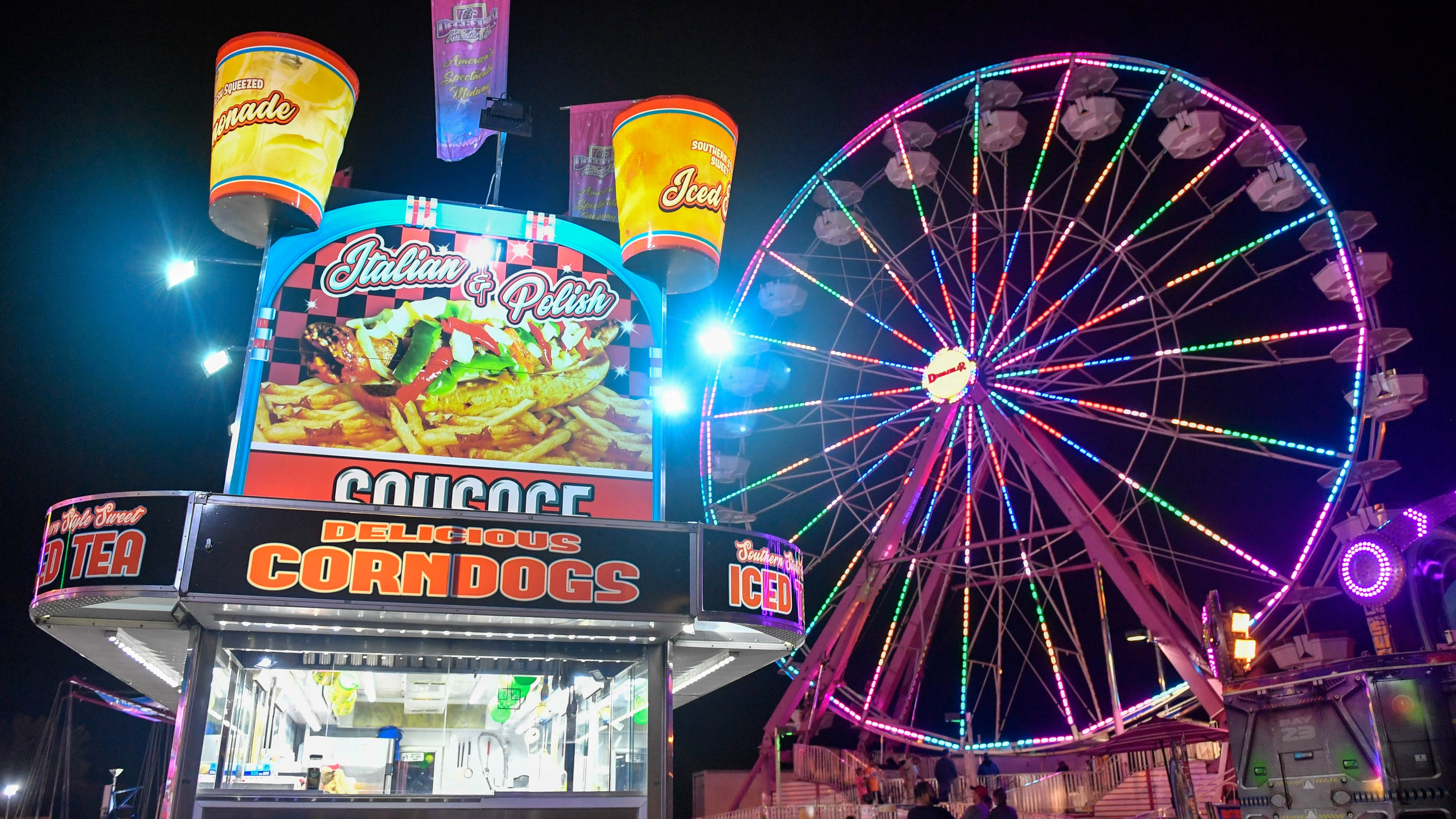 York Fair 2018: Admission, hours, prices, free shows and more