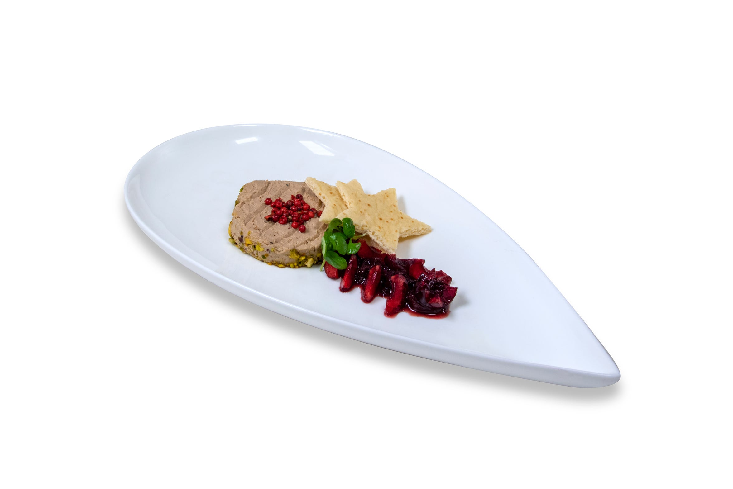 Torchon of foie gras is being served at the Sept. 25, 2018, wine dinner being hosted at the Atlantis Steakhouse by Johnathan L. Wright, Reno Gazette Journal food and drink editor.