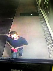 Irondequoit Police have asked for the public's help in identifying this man in connection with a burglary investigation.