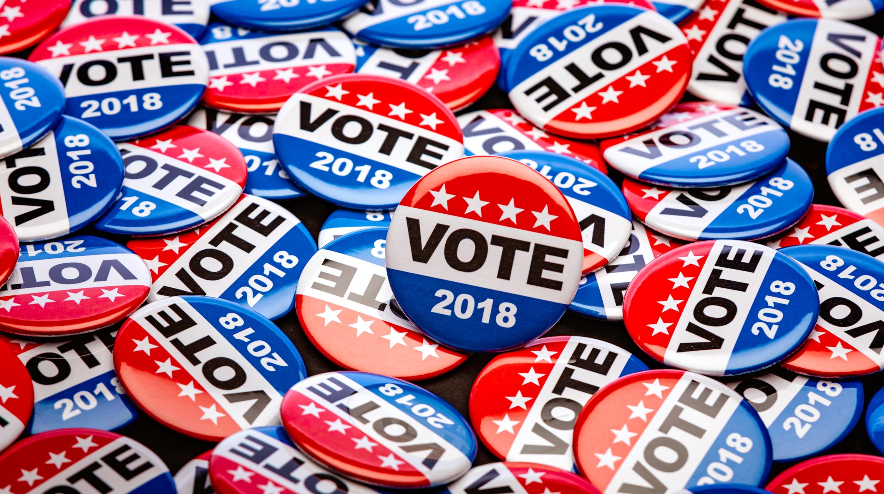 Image result for vote 2018