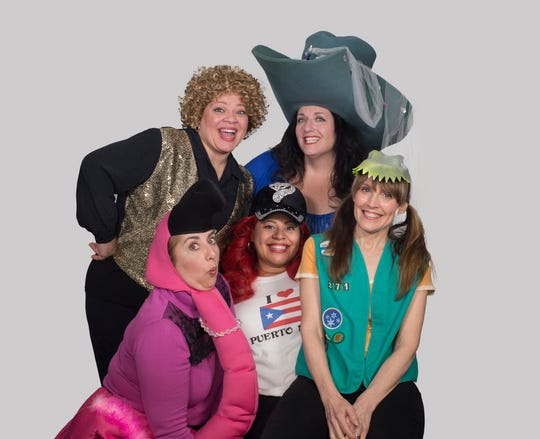 The Estrofest troupe is celebrating 20 years of comedy with a lot of laughs this weekend at the Rochester Fringe Festival.