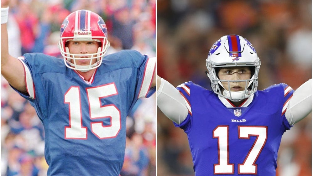 Buffalo Bills quarterback carousel: From Todd Collins to Josh Allen