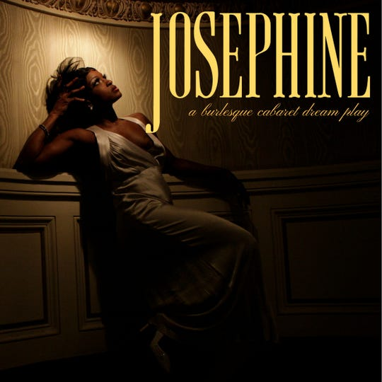 Josephine, a burlesque cabaret dream play makes its first Rochester Fringe 2018 performance at 9 p.m., Sept. 13 at the School of the Arts: Allen Main Stage Theatre. The show tells the story of entertainer Josephine Baker.