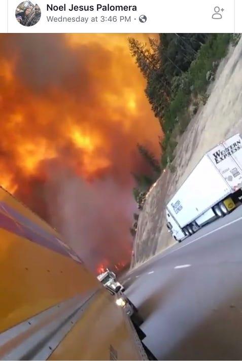 Noel Jesus Palomera Delta Fire