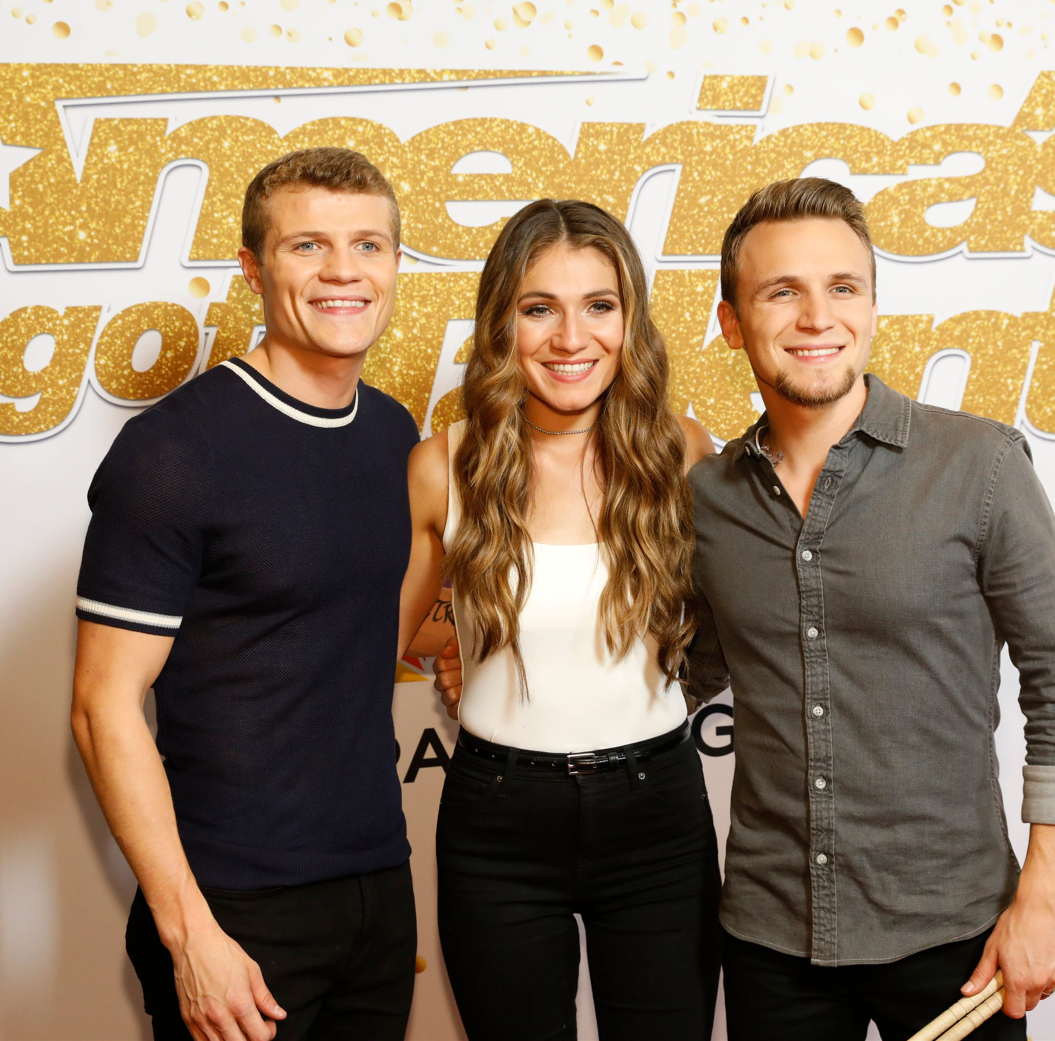 We Three voted off 'America's Got Talent'; excited for future