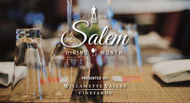 October 2018 will be the first ever Salem Dining Month.