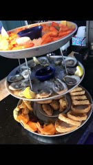 The Boat Oyster Bar and Grill's best sellers include it's shrimp and oysters.