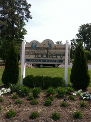 The Rookery Golf Club in Milton.