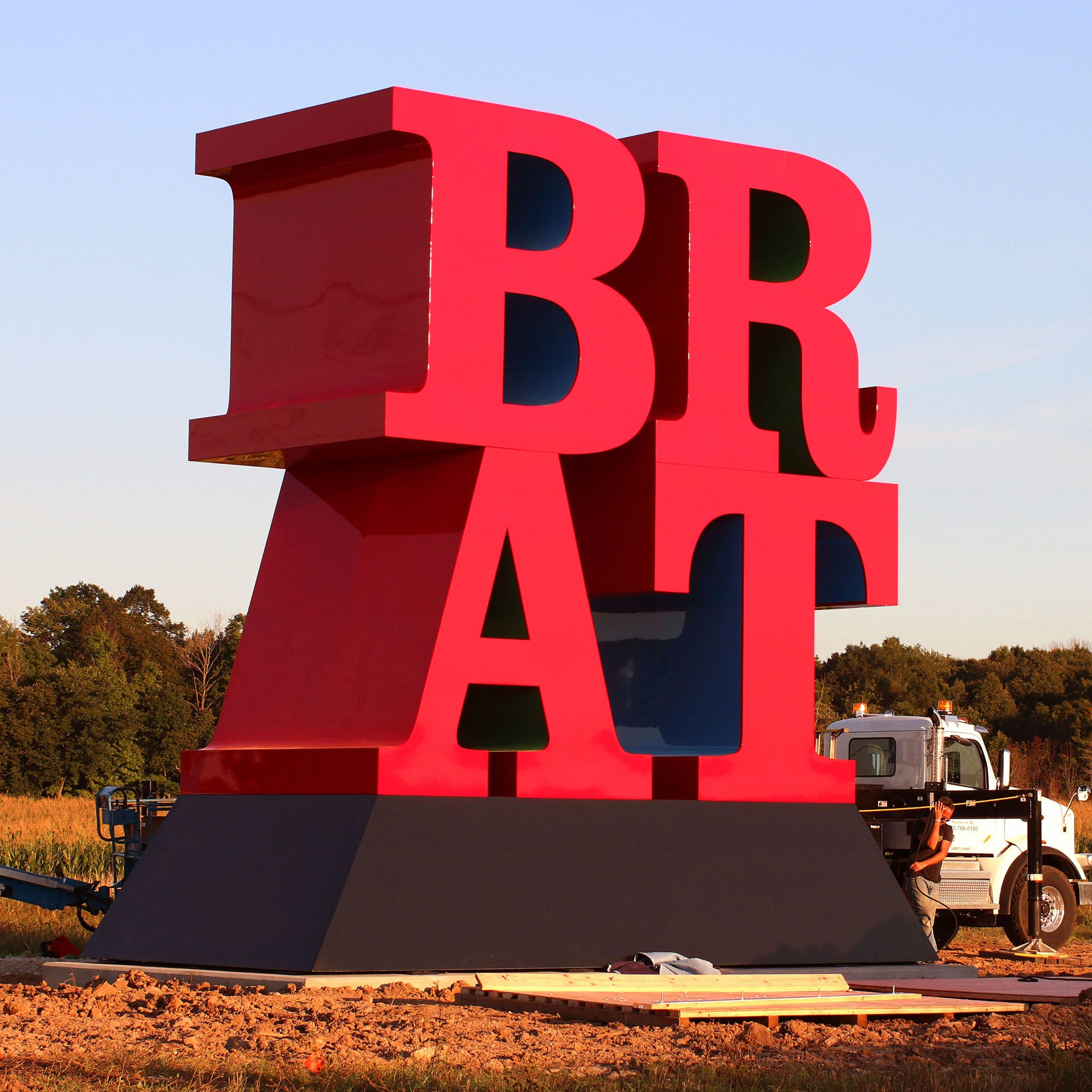 Johnsonville unveils BRAT sculpture, announces new outlet store | Streetwise Sheboygan