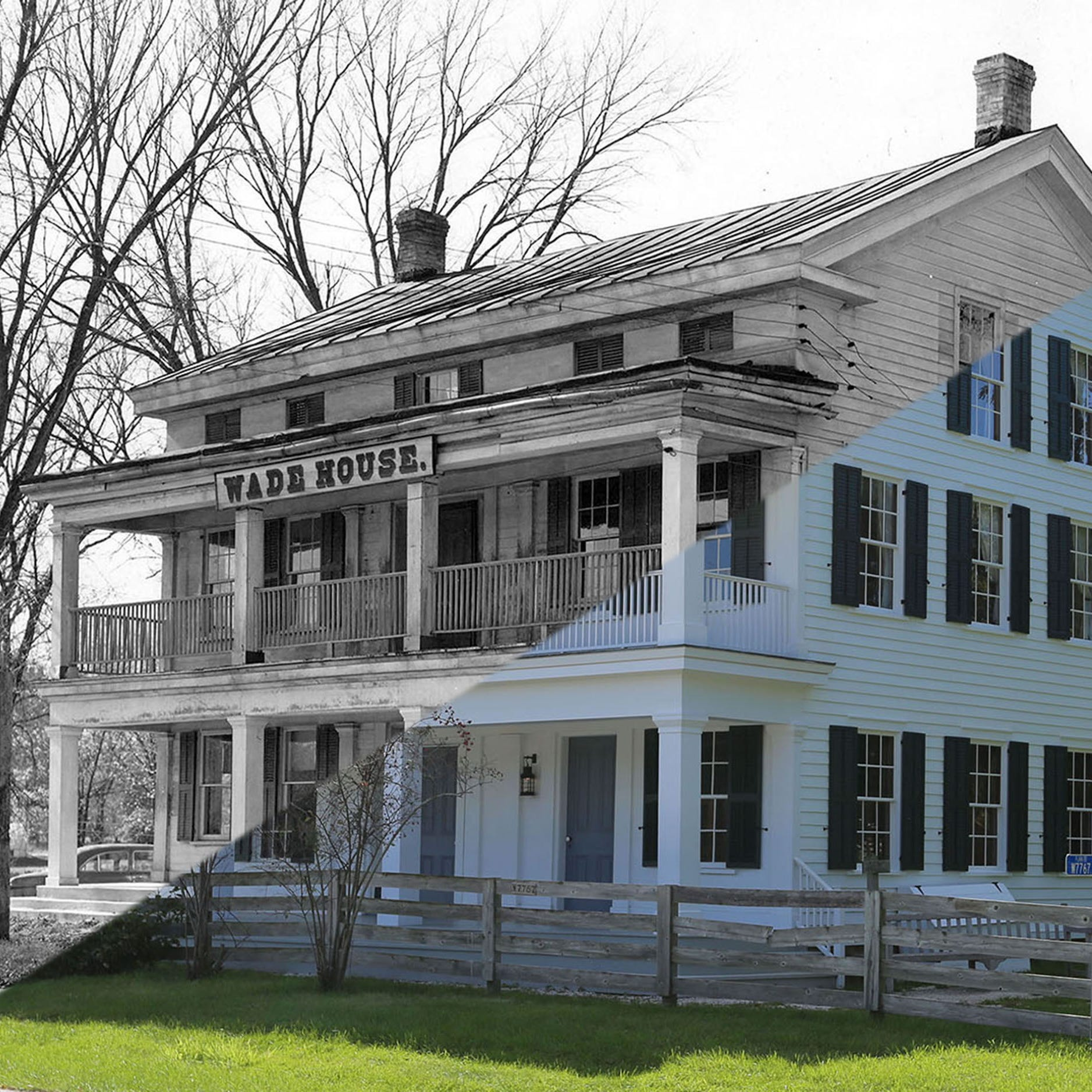 Throwback Thursday | Greenbush's Wade House