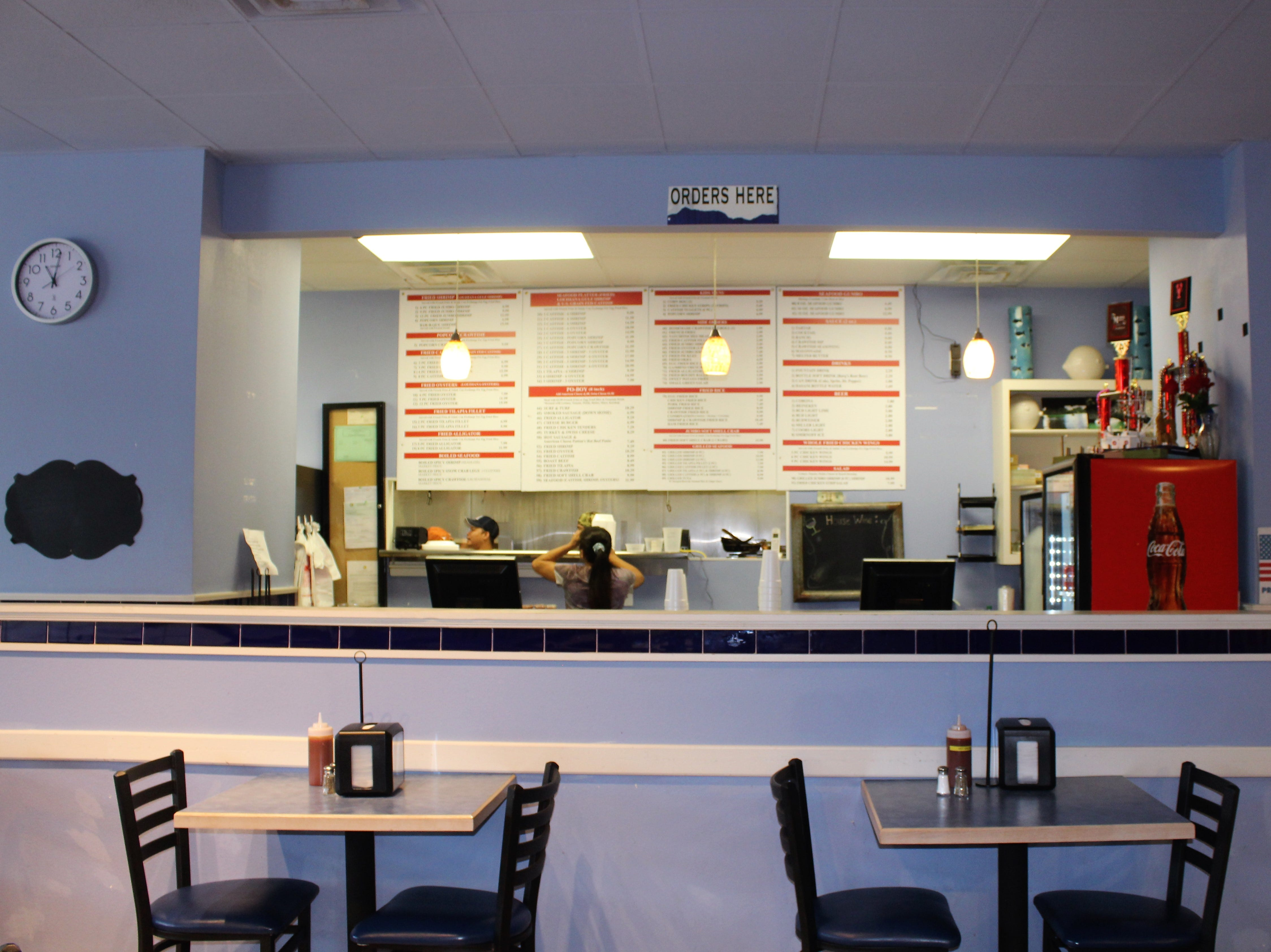 Kim's Seafood and Po-Boy #2 opens at 4456 Youree Dr. in Shreveport.