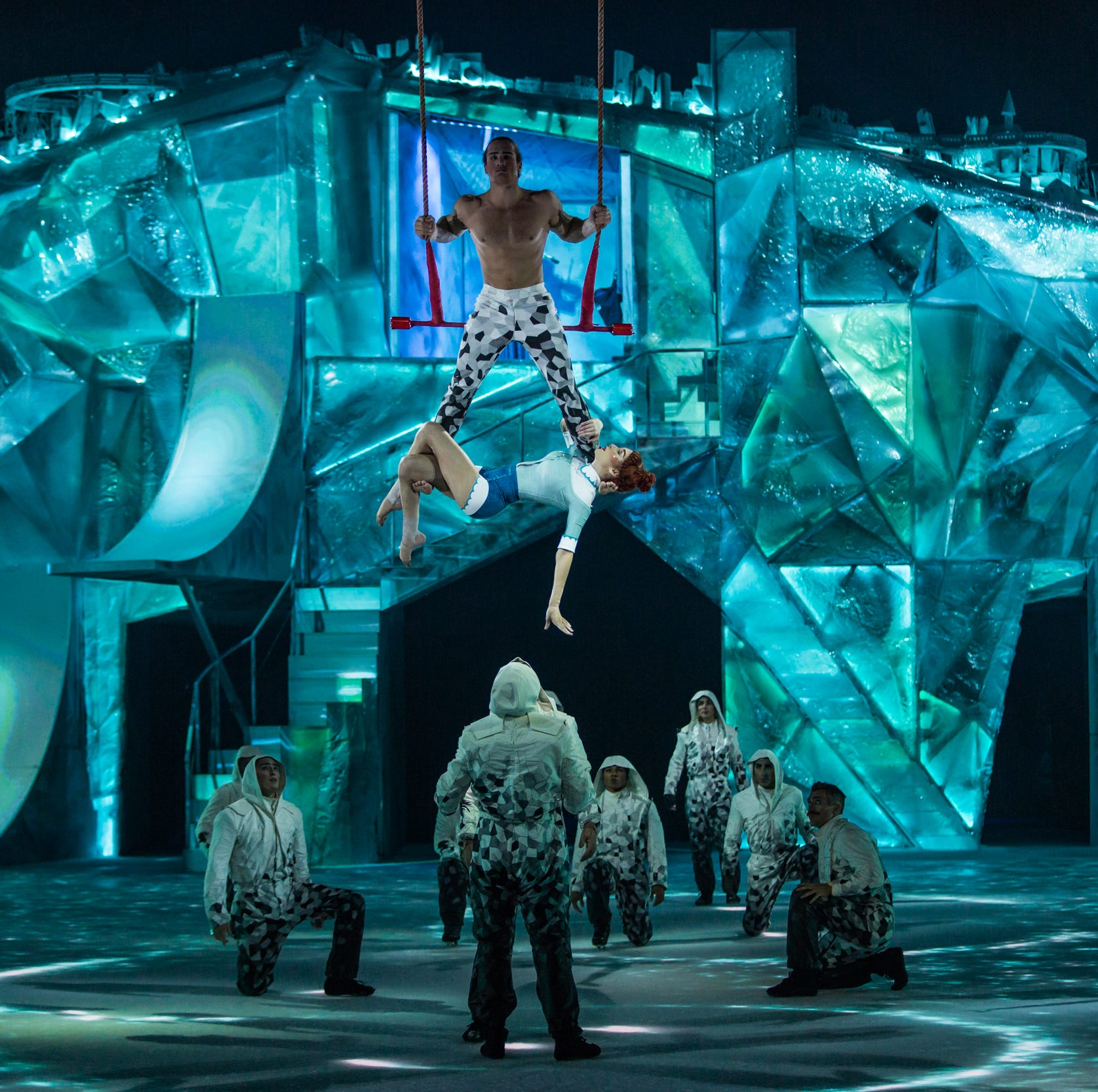 Cirque du Soleil 'Crystal' unlike anything experienced before on ice