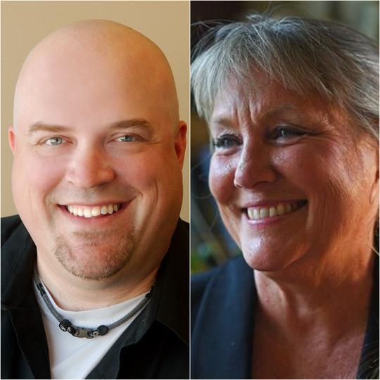 Jason Reisdorfer and Theresa Stehly