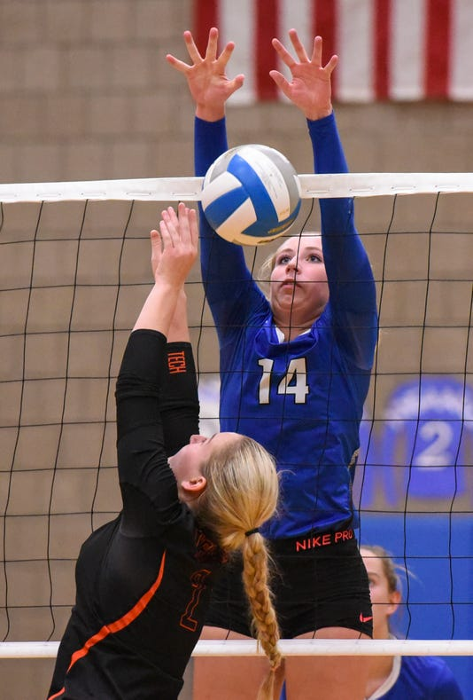Sartell V Tech Volleyball 1