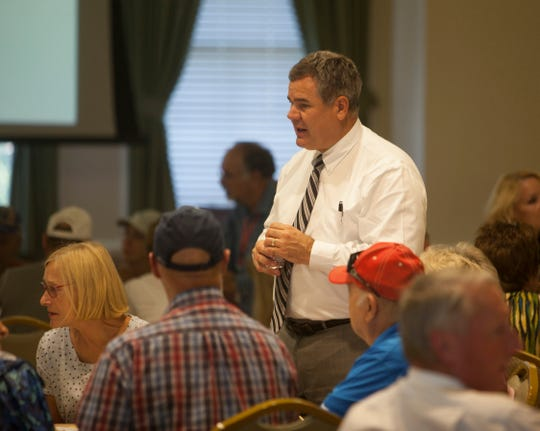 "St. George Mayor Jon Pike said residents' input will help decision makers prioritize and ""dream a little bit."""