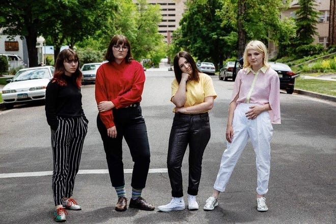 St. George band, the Halogyns are slated to perform Sept. 15 at the Cedar Music Fest.
