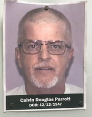 Calvin Douglas Parrott
