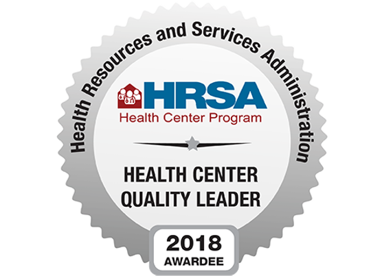 Treasure Coast Community Health was recently recognized by the Health Resources and Services Administration as a 2018 Health Center Quality Leader.