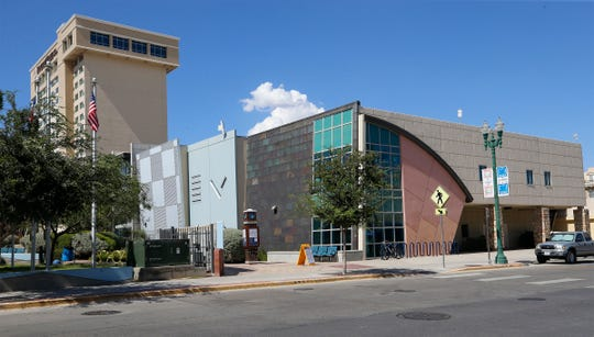 Space from the Main Library in Downtown El Paso might be used for the Mexican American Cultural Center.